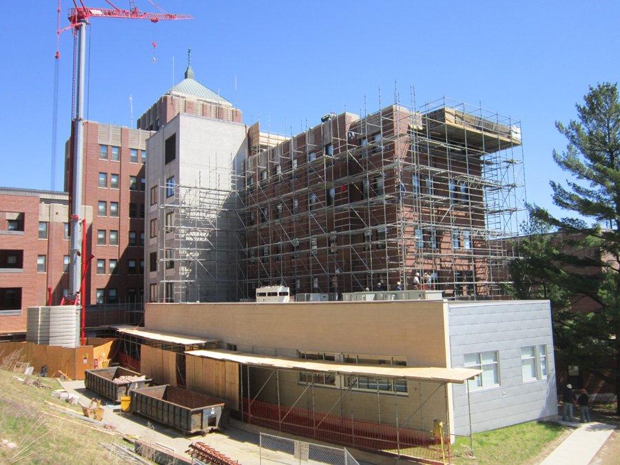 Consigli Begins Restoration at Togus VA Medical Center | Consigli