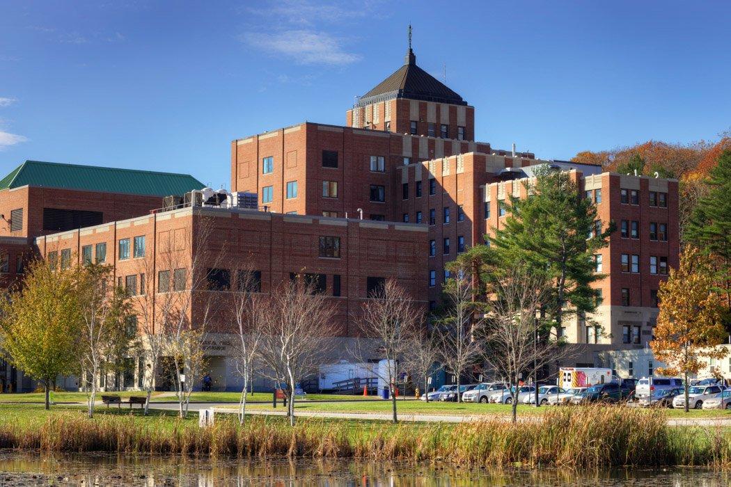 U.S. Department of Veteran Affairs, Togus VA Medical Center Buil