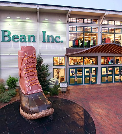 L.L. Bean Flagship Store, Courtesy L.L. Bean
