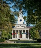 Consigli's institutional client, Phillips Academy