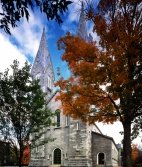 Consigli awarded Bowdoin College Chapel Restoration