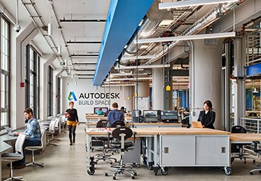 Consigli construction project, Autodesk