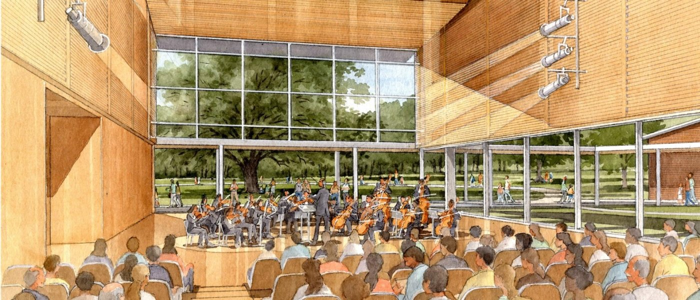 Consigli builds new performance and rehearsal complex for BSO