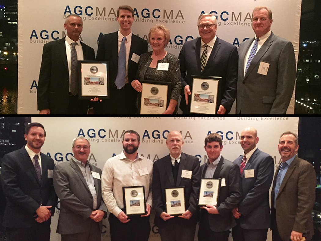 Agc Build New England Awards